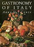 Gastronomy of Italy, Del Conte, Anna, 0133469174