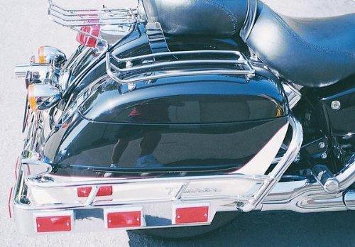Rack Enterprises Mc Luggage (MC Enterprises Saddlebag Rack 47242)