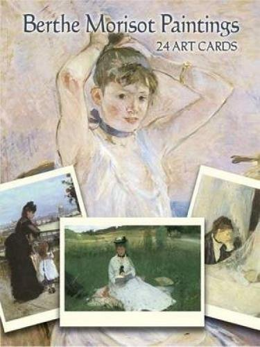 Berthe Morisot Paintings: 24 Art Cards (Dover Postcards)