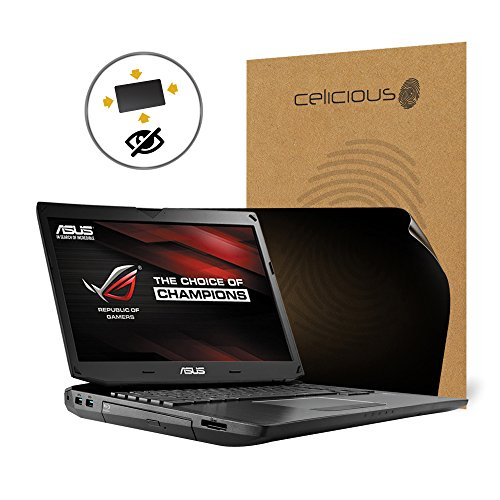 Celicious Privacy Plus ASUS ROG G750JM 4-Way Visual Black Out Screen Protector by Celicious