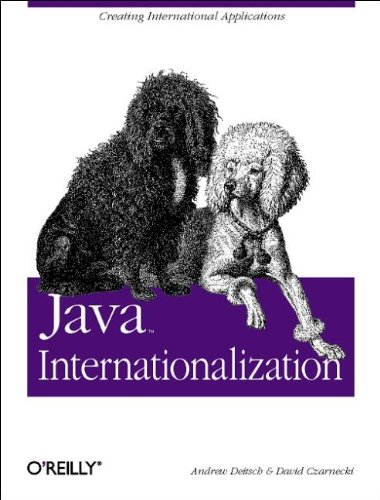 Java Internationalization: Creating International Applications (Java Series) by Brand: O'Reilly Media