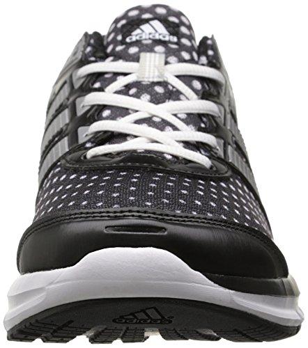 adidas Performance Mujer Zapatilla de Running Duramo 6W Core Black/Silver