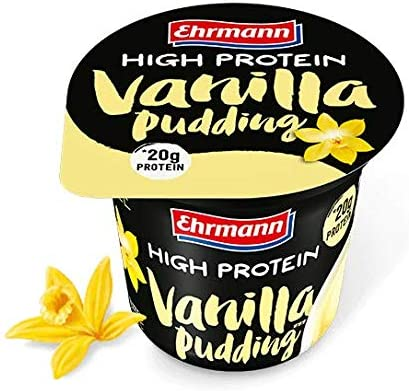 VIT.O.BEST Pudding Vainilla High Protein EHRMANN 200 gr ...