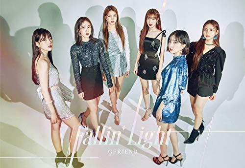 여자친구 GFRIEND - Fallin' Light 【첫 한정반】(오리지날・포스트 카드 부착) CD+DVD