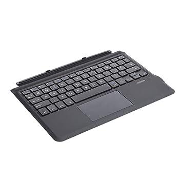 perfk Teclado Bluetooth Cable USB Compacto Portátil para ...