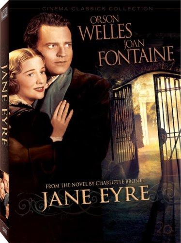 DVD : Jane Eyre (Black & White, Restored, Full Frame, , Dubbed)