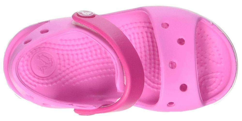 Crocs Crocband  Fun Lab   Light-Up Clog, Pink, C6 M US Toddler by Crocs (Image #11)