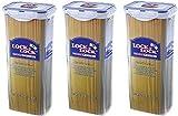 3 x Lock and & Lock Spaghetti Pasta Food Container 2L HPL819