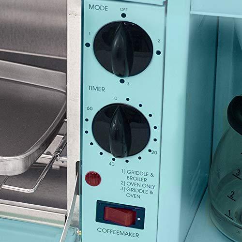 Maxi-Matic EBK-300BL Elite Platinum 5 5 quart Electric