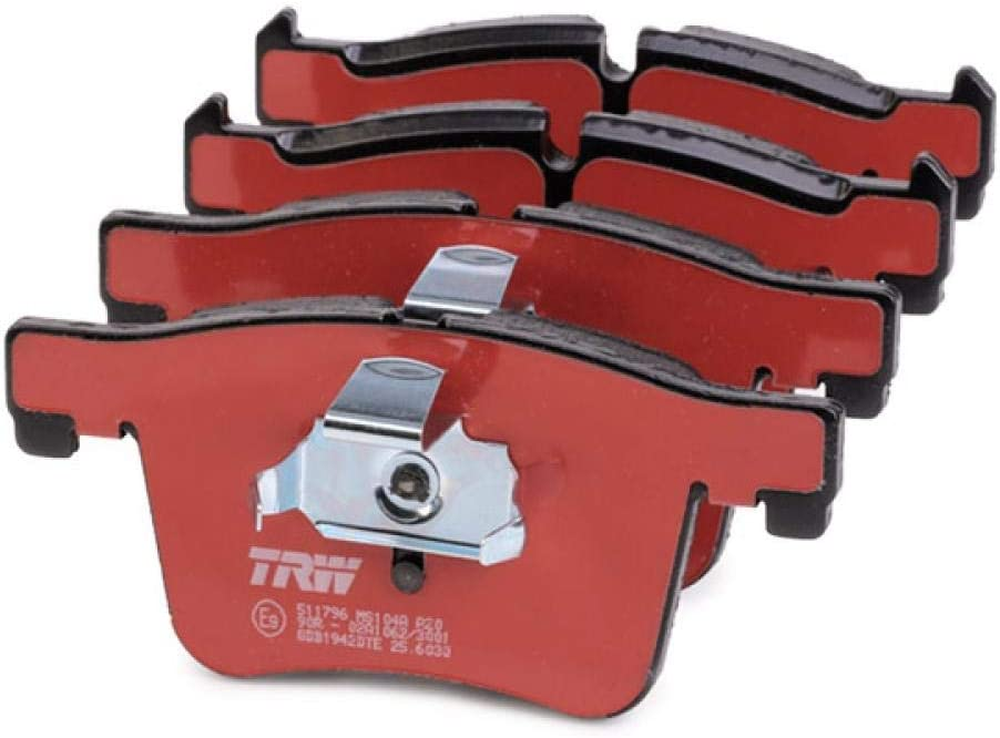 frein /à disque TRW gdb1942dte Motorcraft Kit de plaquettes de frein