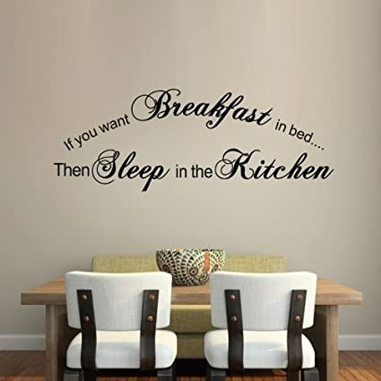 Amazon In Words And Quotes Wall Stickers Home And Kitchen Wall Art