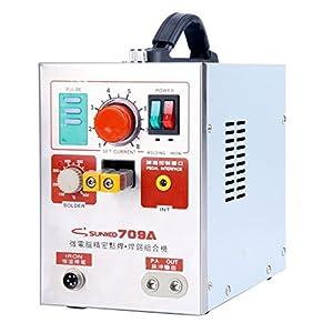 YaeKoo 2 in 1 1.9kw Pulse Spot Welder 709A Battery Welding Soldering Machine 60A