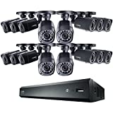 LOREX LHV00162TC16B 16-Channel MPX 2TB HD-DVR with 16 720p Cameras electronic consumer Electronics