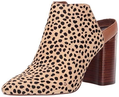 Dolce Vita Women's RENLY Mule, Leopard Calf Hair, 8.5 M US