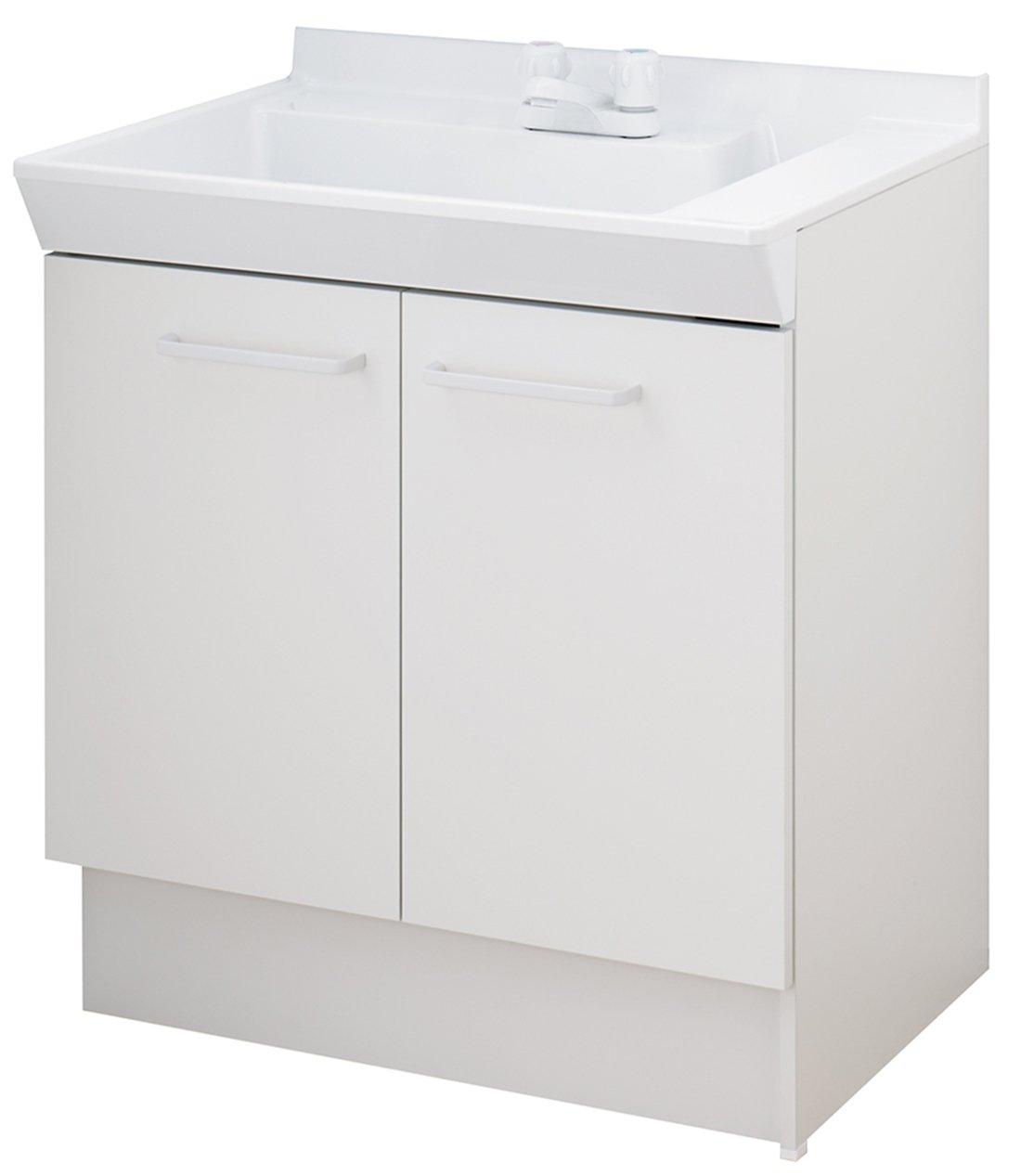 LIXIL(リクシル) INAX 洗面化粧台 V1シリーズ 間口750 両開きタイプ クリエペール V1N-755SY/LP2H B01NBDS4AN クリエペール
