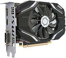 MSI GeForce GTX 1050 Ti 4G OC GeForce GTX 1050 Ti 4GB GDDR5 ...