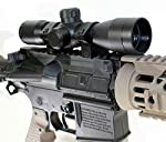 TRINITY Paintball 4x32 Sniper Scope For Tippmann TMC accessories paintball parts.