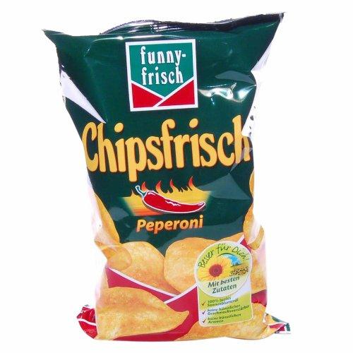Funny-Frisch Chipsfrisch Peperoni (175 g)