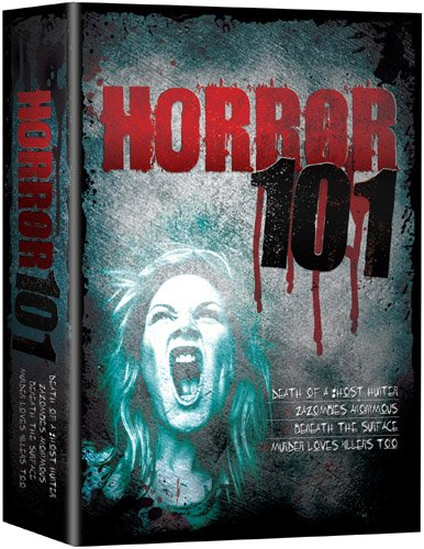 DVD : Horror 101 (Boxed Set, Widescreen, Dolby, AC-3, 4PC)