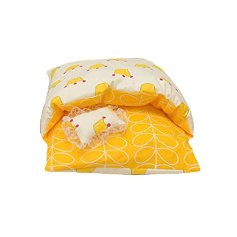 iBaste Haustier Gatos Saco de Dormir Mascota Perro Cama Manta Cueva Calientes Perro Gato Saco de