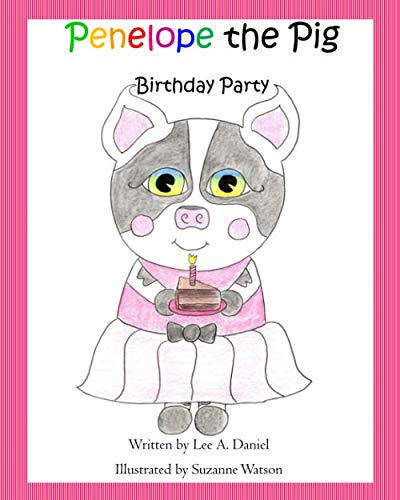 Penelope the Pig Birthday Party