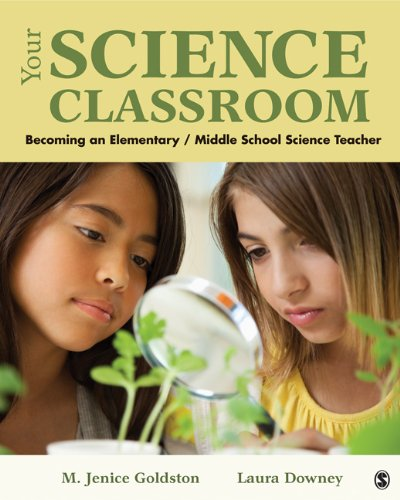 Download Your Science Classroom: Becoming an Elementary / Middle School Science Teacher Pdf
