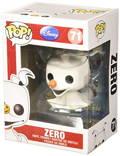 Funko POP Disney The Nightmare Before Christmas: Zero]()