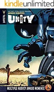 Unity Vol. 3: Armor Hunters (UNITY (2013- ))