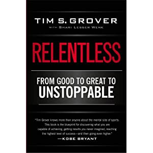 Ratings and reviews for Relentless: From Good to Great to Unstoppable