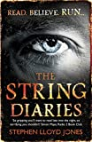 The String Diaries by Stephen Lloyd Jones front cover