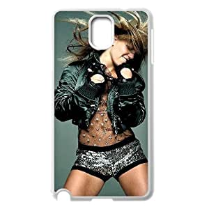 DDOUGS Britney Spears DIY Cell Phone Case for Samsung Galaxy Note 3 N9000, Discount Britney Spears Case