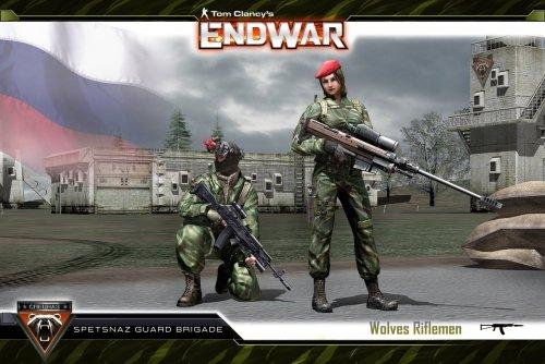 Tom Clancy S Endwar Скачать Игру - фото 7