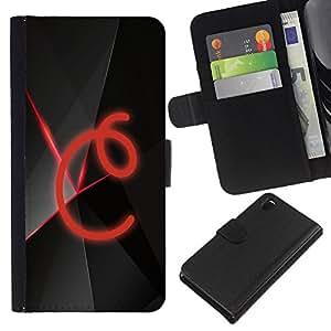 KingStore / Leather Etui en cuir / Sony Xperia Z3 D6603 / C
