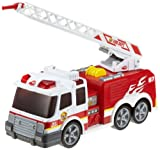 Fast Lane Light & Sound Fire Truck