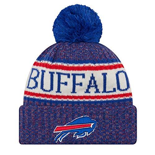 New Era Buffalo Bills NFL 2018 On Field Sport Knit]()