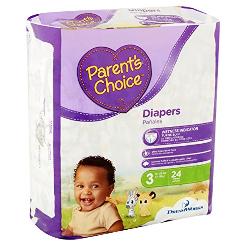 Amazon.com: Branded Parents Choice Diapers, Size 3, 24 Diapers , - Branded Diapers with fast delivery (Soft and Comfortable for Babies): Health & Personal ...