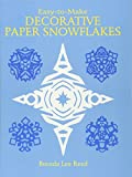 img - for Easy-to-Make Decorative Paper Snowflakes (Other Paper Crafts) book / textbook / text book