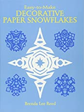 With this wonderful book and a pair of sharp scissors, you can cut up a snowstorm of beautiful paper snowflakes, perfect for Christmas tree ornaments, holiday decorations — any number of imaginative uses.Brenda Lee Reed created her fir...