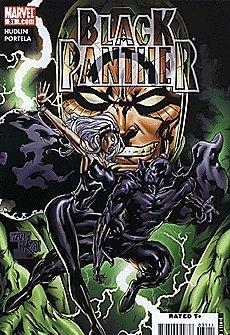 Download Black Panther (2005 series) #31 ebook