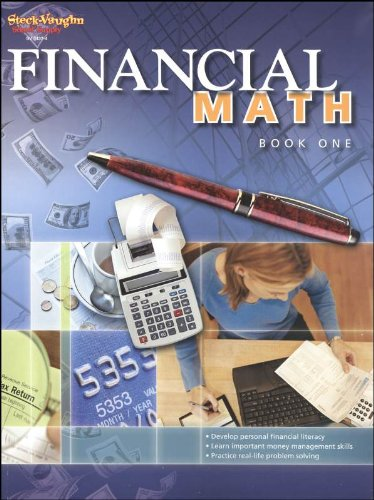 Financial Math: Reproducible Book 1