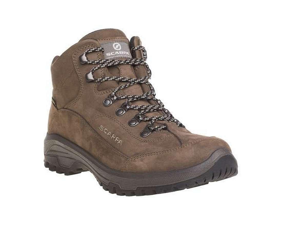 Scarpa Cyrus Gore-TEX Woherren Mid Hiking Hiking Mid Stiefel - AW18 c8da37
