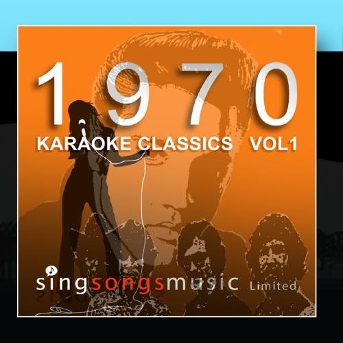 1970 Karaoke Classics Volume 1 (70s Karaoke)