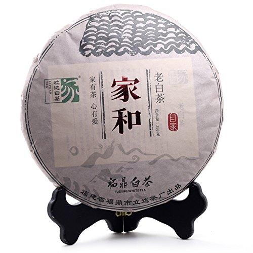 Lida 357g 2012yr Jia He Old White Peony Tea Cake China Tea Slimming Tea Food by Lida