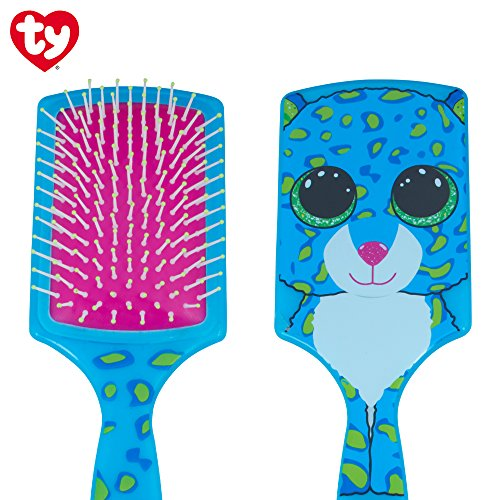 TY Beanie Leopard Glitter Paddle