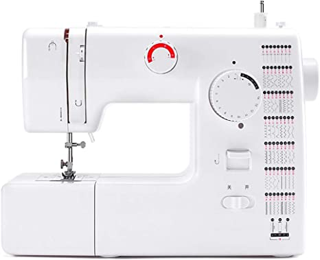 Máquina de coser eléctrica para el hogar, Máquina de coser liviana ...