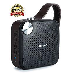 HIFI MC Micro : Portable, Bluetooth Speaker : Wireless, Premium Audio, Loud Volume, Good Bass, Water Resistant, Built-In Microphone, Wired, Radio, Good Battery Life : Amazon Hot New Best Deal Savings