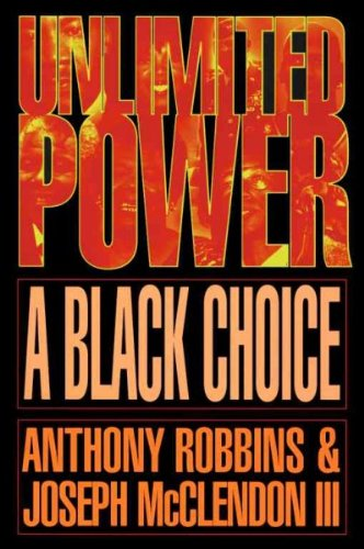 Unlimited Power A Black Choice Unlimited Power