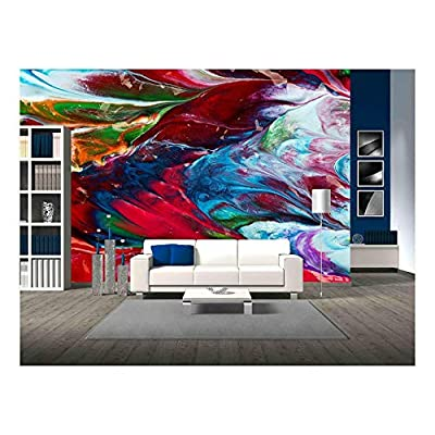 Wallpaper Large Wall Mural Series ( Artwork 17), Made With Top Quality, Pretty Composition
