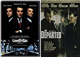 Martin Scorsese Collection - Goodfellas & The Departed (Two Disc Special Edition) 2-Movie Bundle