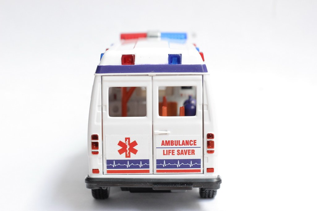 Centy Toys Tmp 207 Ambulance